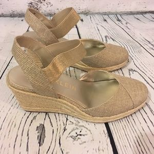 💥Sale💥 NEW Anne Klein Acer Espadrille Sandals